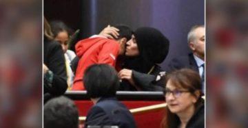 Non à la stigmatisation et à l'islamophobie sous couvert de laïcité @ Place d'Armes devant l'Hôtel de ville