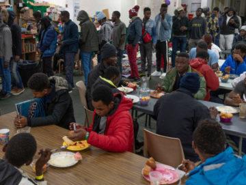 Débat sur la situation des migrants @ Auberge de jeunesse