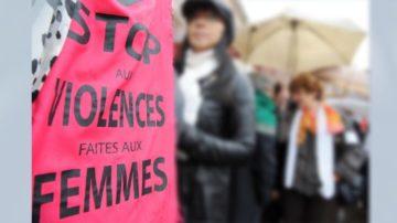 Lutter contre les violences sexistes et sexuelles @ Place du marché