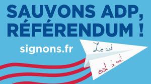 Nouvelle opération ADP-Thon @ square de la République (rue Magenta)
