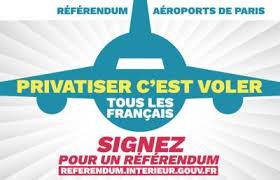 Aéroports de Paris : déjà un million de signatures !