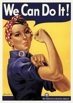 Les Rosies en lutte pour l'égalité