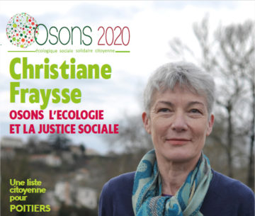 Municipales - Meeting d'Osons 2020 @ Auditorium Sainte Croix