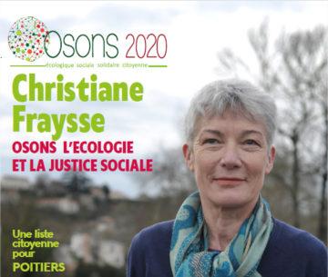 Municipales à Poitiers. Des polémiques constructives sont possibles