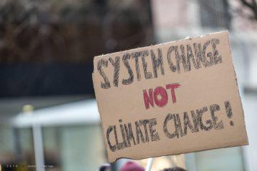 Des moyens révolutionnaires pour éviter la catastrophe écologique