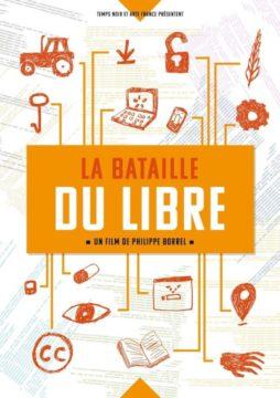 Poitiers : « La bataille du libre » de Philippe Borrel, projection / débat @ Cinéma CGR Castille