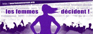 Collectif Avortement en Europe, Pétition  « Les femmes décident »
