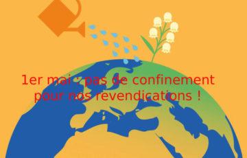 Ensemble! insoumis/ 11 mai : priorité à la santé ! Un revenu pour toutes et tous !