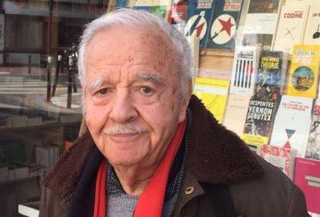 Décès de Maurice Rajsfus, infatigable militant antiraciste et antifasciste