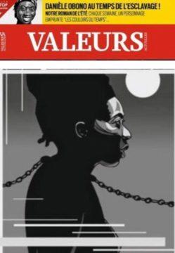 """La députée FI Danièle Obono est l'objet d'un pamphlet raciste et humiliant de la part du journal de droite radicale """"Valeurs actuelles""""!"""