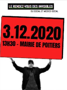 Le rendez-vous des Invisibles @ Mairie de Poitiers