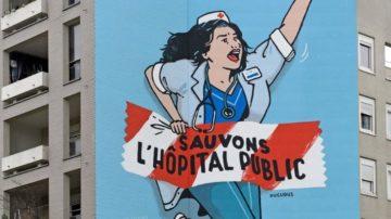 Appel commun pour une journée de mobilisation pour l'hôpital public le 21 janvier