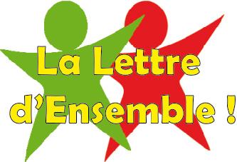La Lettre d'Ensemble! du 14 avril