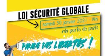Parade des libertés @ Porte de Paris