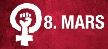 Préavis de grève intersyndical pour le 8 mars 2021
