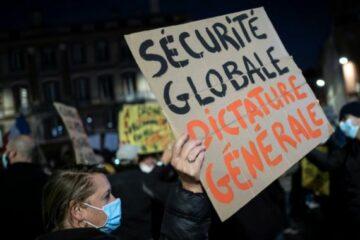 Manifestation 27 février : faisons sa fête au virus sécuritaire @ Place Coïmbra - ZUP