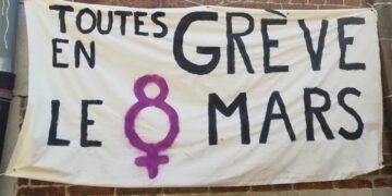 Grève féministe du 8 mars