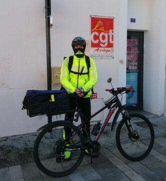 Lettre ouverte des livreurs à vélo