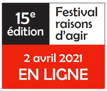 Festival Raison d'agir @ En visioconférence par zoom