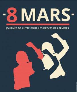 Grève de femmes à Poitiers @ Place de la Mairie