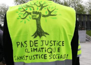 Fin du monde ou fin du mois ? Conférence-débat @ Ilot Tison, sous le préau transparent - Poitiers