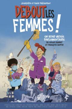 Projection du film  : Debout les femmes ! @ Cinéma Le Dietrich Poitiers