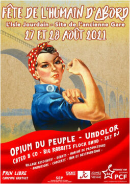 Fête de l'Humain d'abord @ rue de la Charde